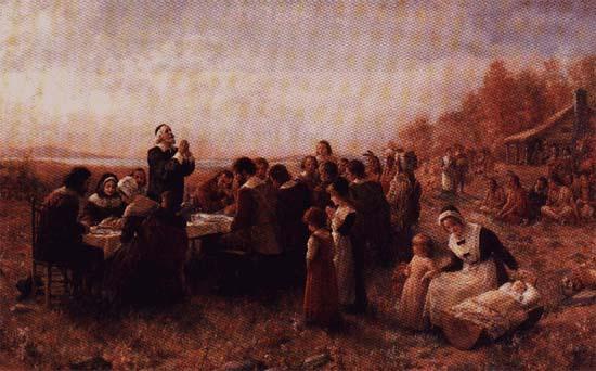 Thanksgiving in Gabon