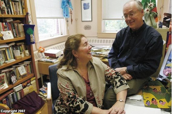 Linda and Gerry Bowers keep daughter's Peace Corps dream alive