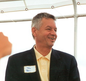 Tom Petri helped improve the state's funding through his job as vice chairman of the House Transportation Committee.