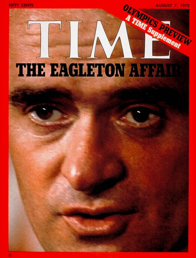 Eagleton was source for Amnesty, Abortion and Acid quote
