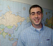 Kyrgyzstan RPCV Timothy Johnson Wins Fulbright Fellowship for Turkey