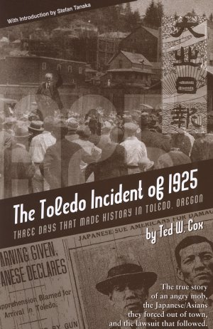 Sierra Leone RPCV Ted Cox shares his book about a 1925 incident as part of Asian Pacific American Heritage Month