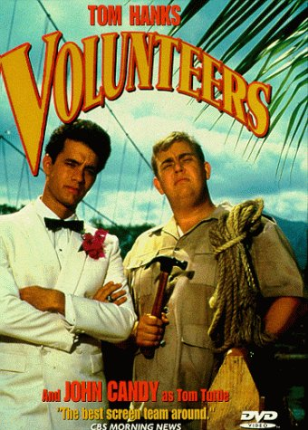 Volunteers (1985) with Tom Hanks about the Peace Corps in Thailand