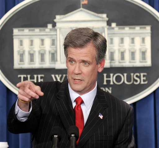 Columnist Salena Zito reports that White House Press Secretary Tony Snow served as a Peace Corps Volunteer in Kenya