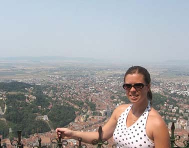 For the past 21 months, Tara Trepanier of Bemidji has been a stationed Peace Corps volunteer in Demir Hisar, Macedonia