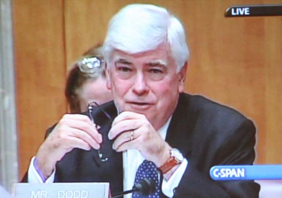 Senator Chris Dodd&#39;s Vision for the Future of Peace Corps