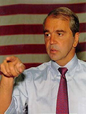 Who was Paul Tsongas?