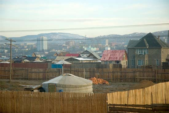 Peace Corps Volunteer Michelle Toon writes: From the West Side to Mongolia