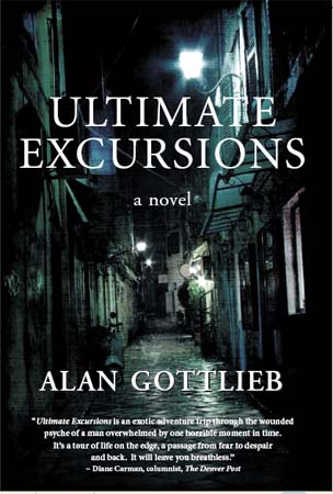 Ultimate Excursions, by Ecuador RPCV Alan Gottlieb, follows Timothy Lake through his short-lived Peace Corps stint and then his foray into drugs and booze