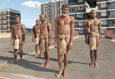 Meet the Natives of Vanuatu