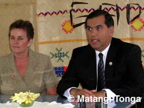 US Peace Corps reconfirms ties with Tonga