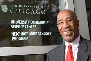 Central African Republic RPCV Wallace Goode, Jr. tapped to head the University Community Service Center (UCSC)