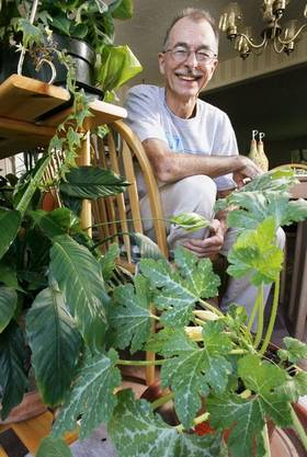 Bolivia RPCV Walter Kaiser takes his love of plants around the World
