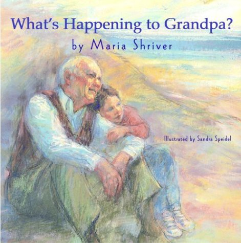 'What's Happening to Grandpa?' expresses life experiences of illustrator, governor's wife