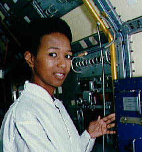 Mae Jemison from Wikipedia, the free encyclopedia