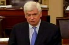 Dodd vows to filibuster Surveillance Act Date: October 27 2007 No: 1206