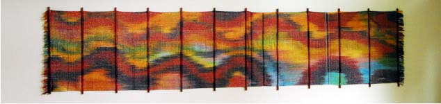 Guatemala RPCV Anne Lamborn is an internationally-known weaver who teaches at Camphill Communities California in Soquel 