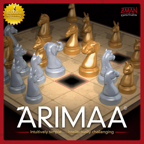 "Swaziland RPCV Karl ""Fritz"" Juhnke is the two-time world champion of the chess-like game Arimaa (Ah-REE-ma)"