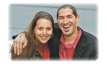 Brian Steven and Natalia Kütt Neifert met in 2002 while serving with the Peace Corps in Tanzania