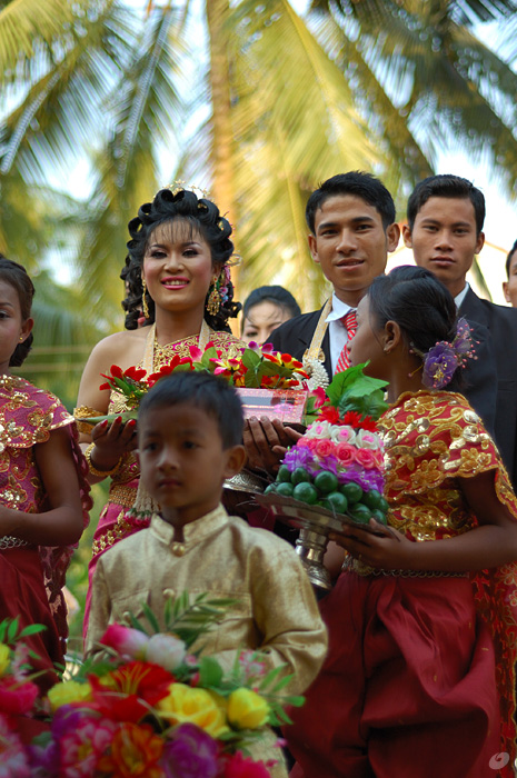 Peace Corps Volunteer Cambodia Life... writes: A wedding!