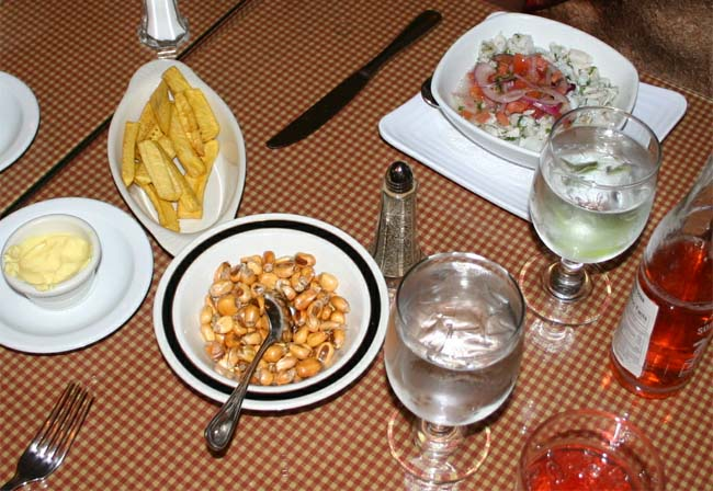 Hugh Pickens writes: Ceviche
