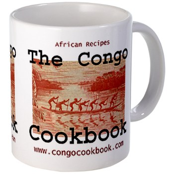 The Congo Cookbook is a collection of recipes from Africa compiled by epicurean Peace Corps volunteer Ed Gibbon