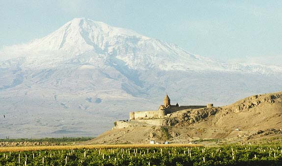 RPCV Kristi Rendahl writes: If it's true that opposites attract, then Armenia and I were a match made in heaven