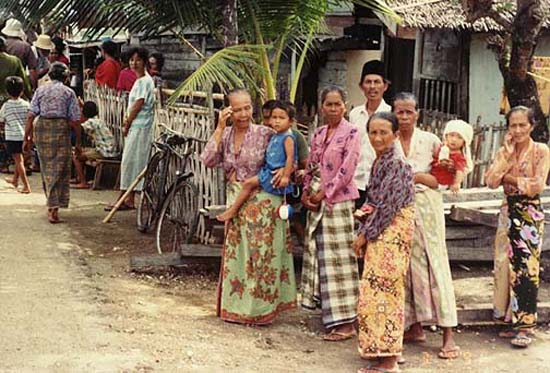Country Director David Burgess writes: Leading the Peace Corps in Indonesia 1963 - 1964
