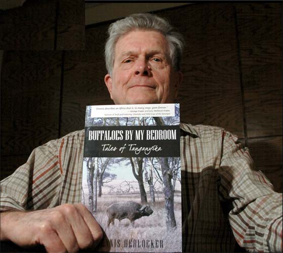 "Tanzania RPCV Dennis Herlocker  writes""Buffaloes In My Bedroom,"" a memoir of the ensuing three years as a forester in Tanganyika (now Tanzania), a newly-independent corner of the British Empire"