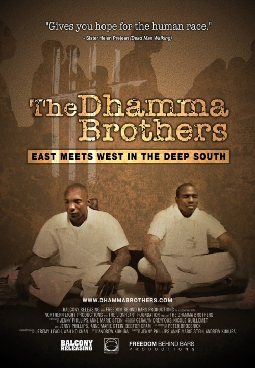 Lesotho RPCV Jenny Phillips makes documentary on prison life Dhamma Brothers: East Meets West in the Deep South