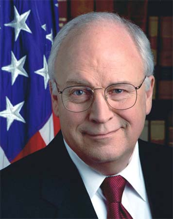 Dick Cheney says Chris Hill is not fit for the job of Ambassador to Iraq