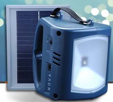 Benin RPCV Sam Goldman started D.light with the mission of replacing millions of kerosene lamps now used in poor, rural parts of the world with solar-powered lamps