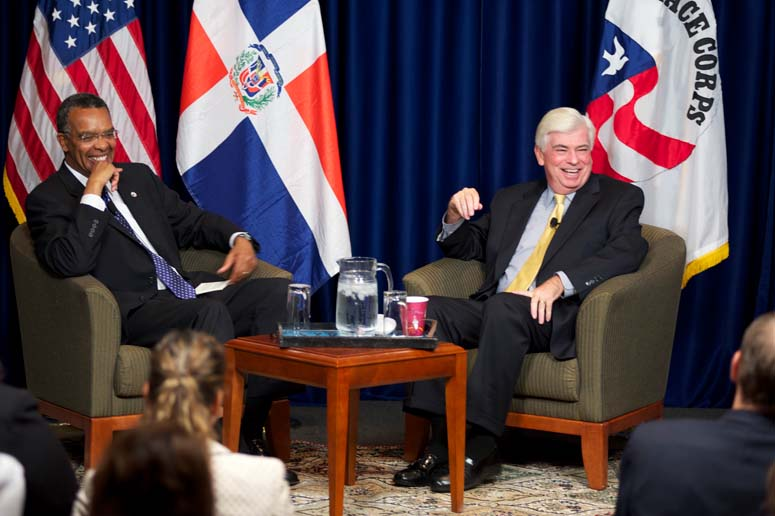 Senator Chris Dodd's Vision for the Future of Peace Corps
