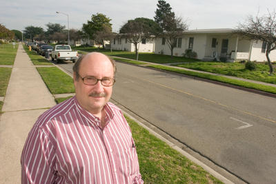 Nepal RPCV Doug Biggs is executive director of Alameda Point Collaborative, a homeless services center