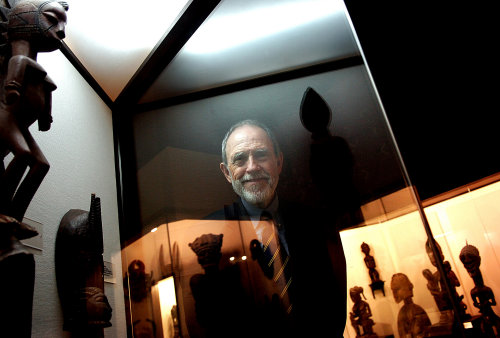 Ecuador RPCV Gary Edson to retire as director of the Texas Tech museum after 24 years there