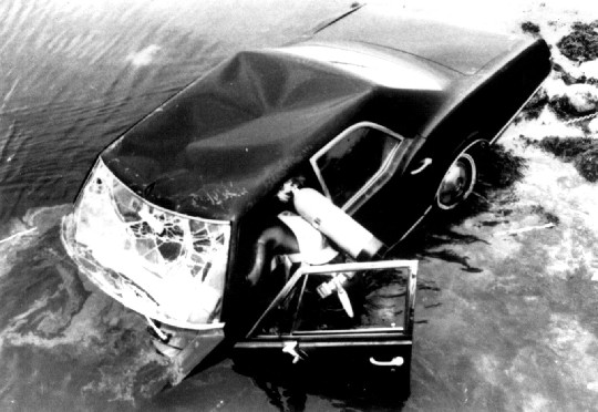 """There was going to be a Chappaquiddick,"" says Laurence Leamer about Ted Kennedy ""There was going to be some horrible event that he was thrust into."""