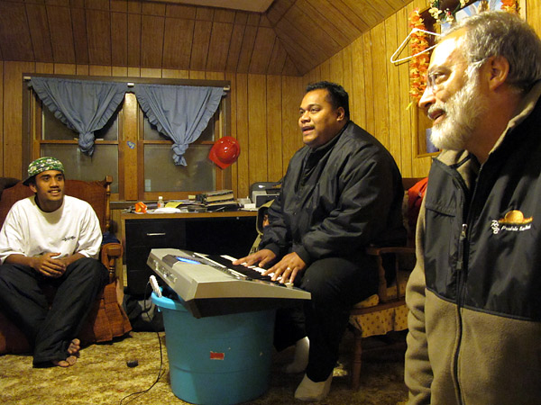 Dzens of people from Micronesia have made the transition over the past 10 years and changed the character of the town of Milan and their connection to Milan dates back to the 1980s when a local banker, Erik Thompson, served as a Peace Corps volunteer in Micronesia