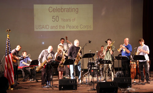 U.S. Embassy in Ethiopia Celebrates USAID, Peace Corps 50th Anniversaries with Concert