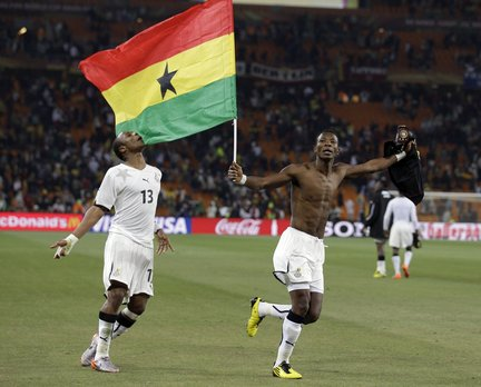 Sierra Leone RPCV Charles Kennedy  writes: At any level, soccer's a 'beautiful game'