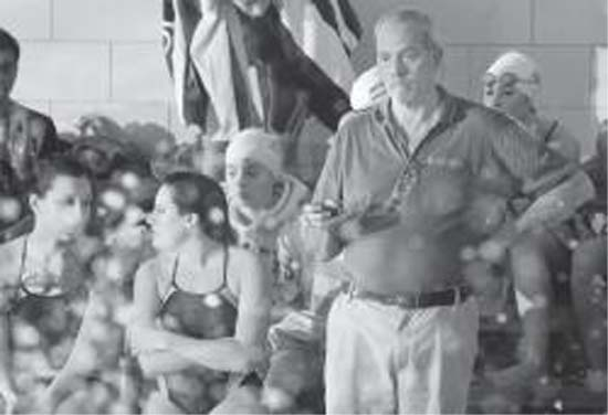 Tunisia RPCV Gregg Anderson is on his way  as swimming coach to 500 wins at NBTHS