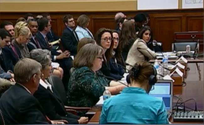 Peace Corps volunteers tell lawmakers of sexual assault