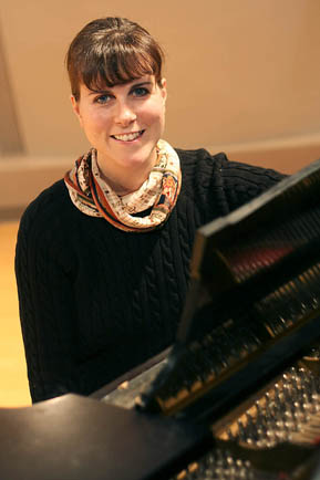 Russia RPCV Heather Josselyn-Cranson has been struggling to create a song last winter for BU's first hymn-writing competition and to honor the work of one of her former  professors at the School of Theology