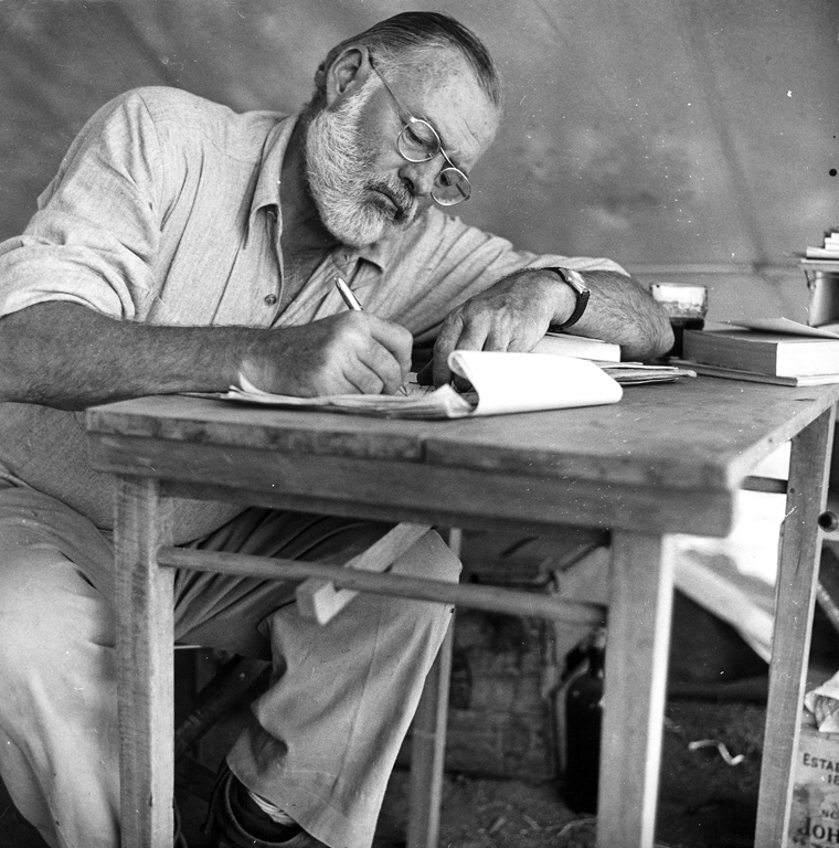 Micronesia RPCV Roland Merullo writes: The life Hemingway made