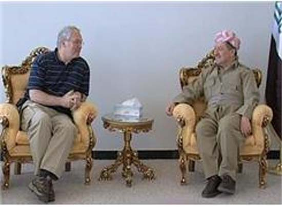 President Barzani, US Ambassador Hill reiterate support for joint security operations