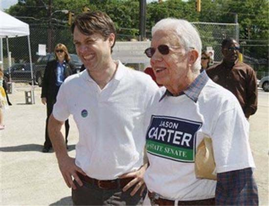 South Africa RPCV Jason Carter wins special election in Georgia for a State Senate seat representing District 42