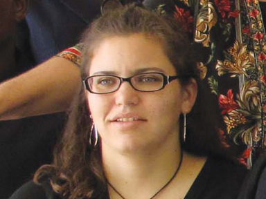 Peace Corps Volunteer Jill Maria Cadreau to help rebuild war torn Liberia