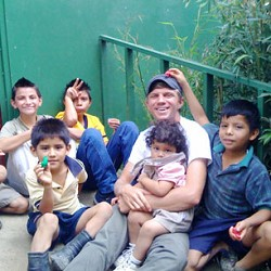 Joshua Hardester recently finished his first year serving with the Peace Corps in Costa Rica