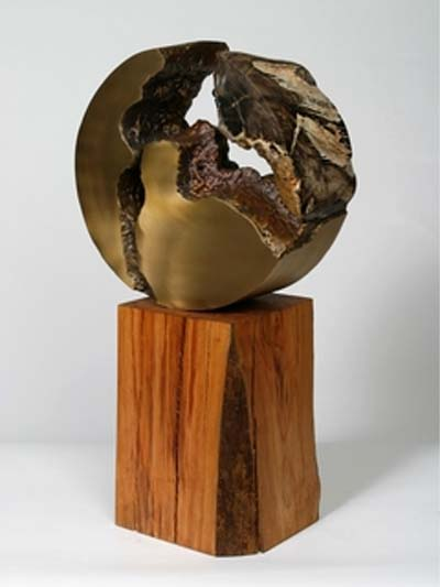 Ivory Coast RPCV Sid Kamerman has exhibition of sculpture