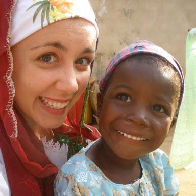 Peace Corps Volunteer a view from benin writes: Please keep Kate's family in your thoughts and prayers, but also know that this tragedy does not represent a general trend of violence toward volunteers in Benin