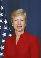 Congo Kinshasa RPCV Katherine H. Canavan is the Civilian Deputy to the Commander and Foreign Policy Advisor, United States European Command